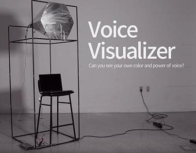 목소리 형상화 Voice Visualizer in HISD