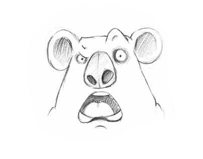 Comic about Koala
