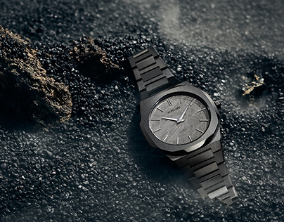 D1 Milano Meteortire Limited Edition Watch