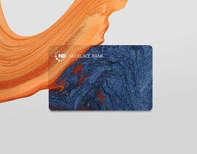 NECKLACE Banking Card