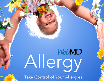 WebMD Allergy app for iPhone