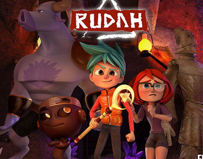 SPIRIT 3D - RUDAH