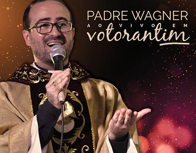 Capa CD - Padre Wagner - Show Votorantim 2016
