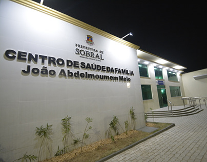 inauguração CSF João Abdelmoumem Melo no Nova Caiçara