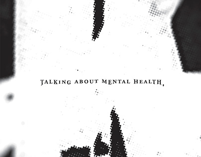 Talking About Mental Health | Poster Design