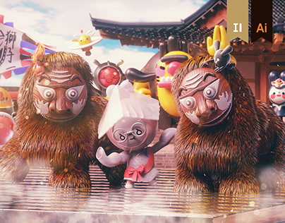 GAGUARD ;Traditional Korean Culture and Play
