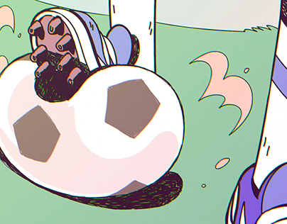 Onikami Soccer early Teaser