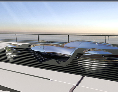 Infiniti Supercar 2050