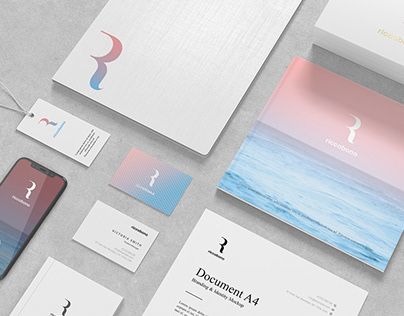 Branding and stationery mockup set