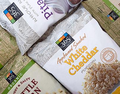Whole Foods Market 365 Packaging Design