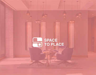 SPACE TO PLACE VISUAL IDENTITY