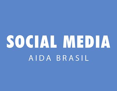 Social Media | Aida Brasil