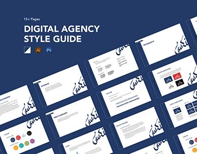 Digital Agency Style Guide