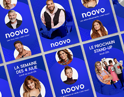 Noovo - Launching Campaign