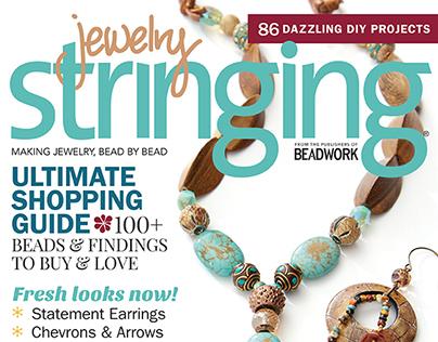 Jewelry Stinging magazine