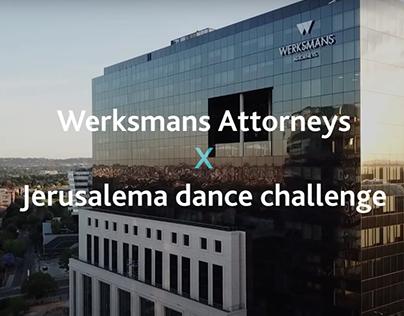 Werksmans Attorneys x Jerusalema Challenge