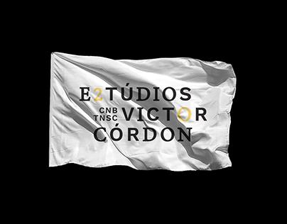 Estúdios Victor Córdon – Visual Identity