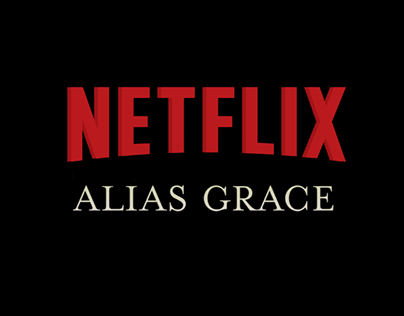 NETFLIX/ALIAS GRACE