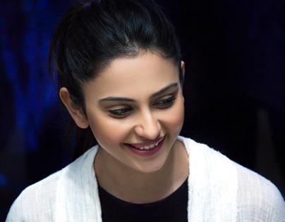 Actress Rakul Preet for Hummel India