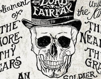 LORD FAIRFAX-design by Tweed style