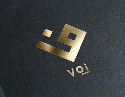 Voi Furniture Design Logo