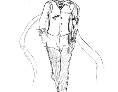 ST Character Clothes Concepts
