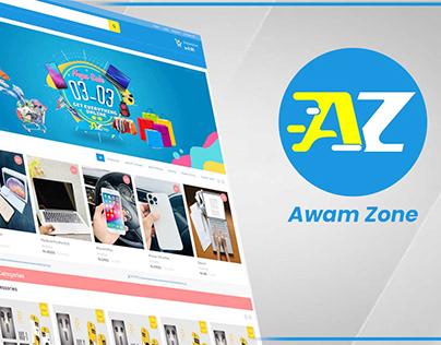 Awamzone website presentation video 2021