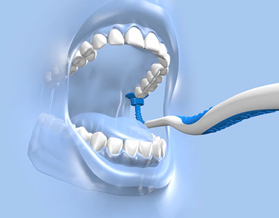 3D Mouth-Mate Product Animations