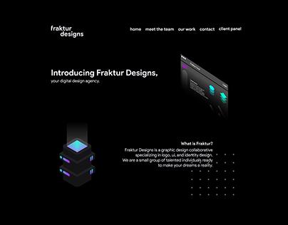 Fraktur Designs