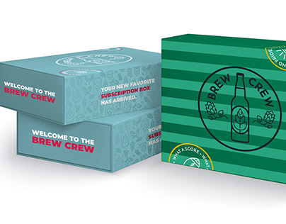 Brew Crew Subscription Box