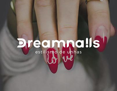 Design de Logótipo Dreamnails