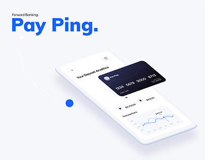 💳 PayPing Bank App Conceptual Design