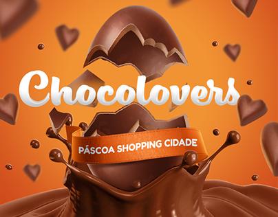 Páscoa Shopping Cidade 2019 #Chocolovers