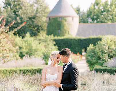 Kestrel Park Editorial - Wedding Photography