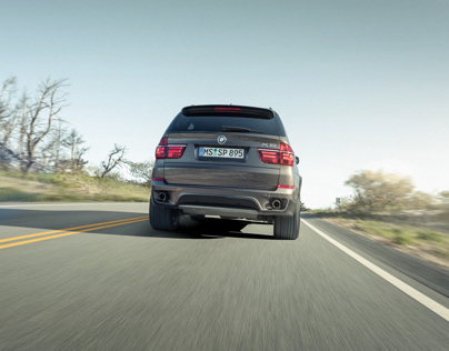 BMW X5 - Chase Your Dreams
