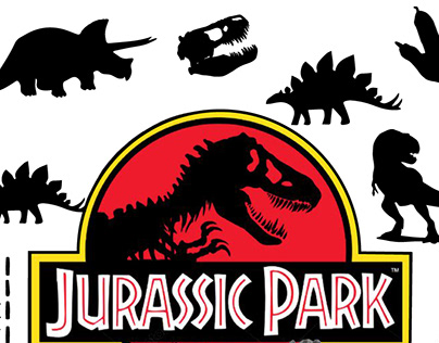 T-shirts with print for Ostin. Inspire Jurassic Park