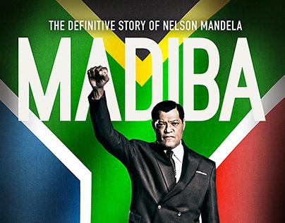 Madiba Show Package and Key Art