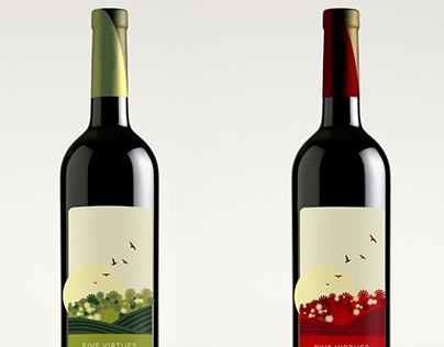 Five Virtues Wine