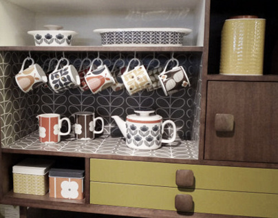 In store homeware display visual merchandising on behance - Visual merchandising head office jobs ...