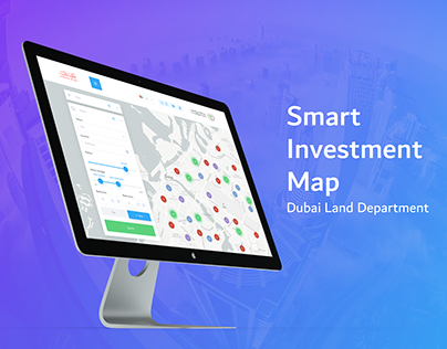 Smart Investment Map - Dubai Land Department