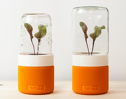 GROWW. - the minimal greenhouse