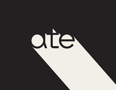 ate // branding proposal