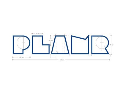 Planr Typeface