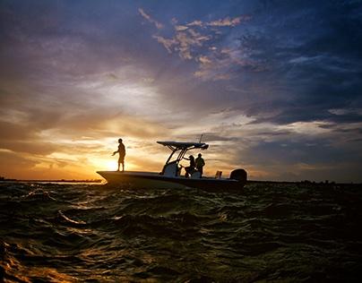 Sea Fox 240 Viper Bay Boat