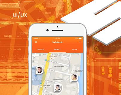 Safebook app