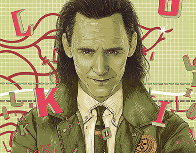 Loki for Disney Plus