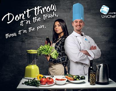 Unicef campaign