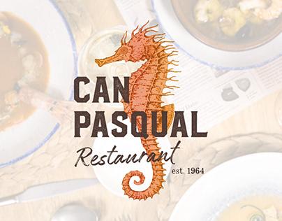 CAN PASQUAL - Restaurant
