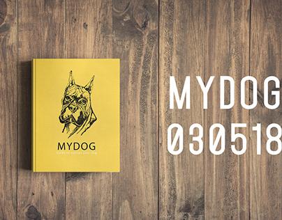 MYDOG / Illustration