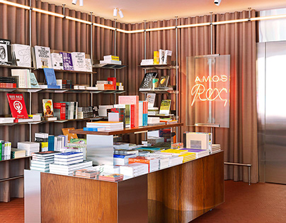 Amos Rex Shop